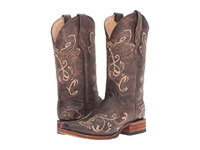Corral Boots L5079 (Brown/Bone) Women