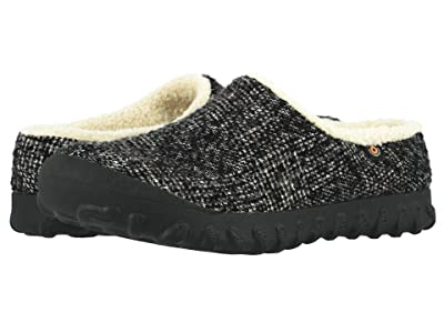 Bogs B Moc Slip-On Woven (Black Multi) Women