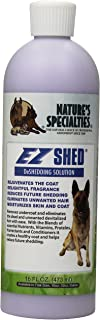 Nature's Specialties EZ Shed Conditioner for Pets, 16-Ounce