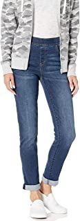 reCreation Women's Pull on Flexi-fit Girlfriend Jean