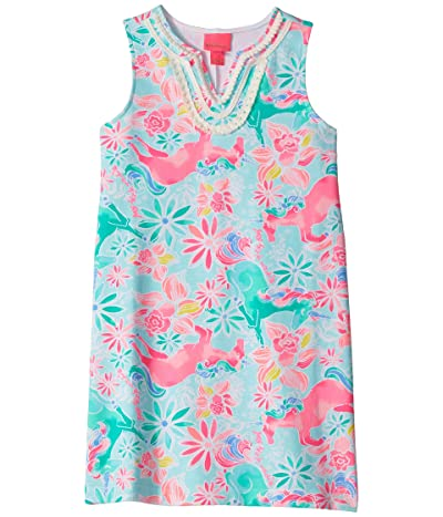 Lilly Pulitzer Kids Mini Harper Shift (Toddler/Little Kids/Big Kids) (Multi Magical Mary) Girl