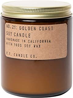 P.F. Candle Co. Golden Coast Standard Soy Candle (7.2 oz)
