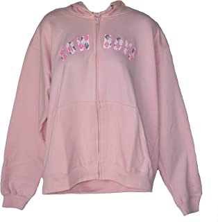 6427ef03 Amazon.com: Pink - NFL / Sweatshirts & Hoodies / Clothing: Sports ...