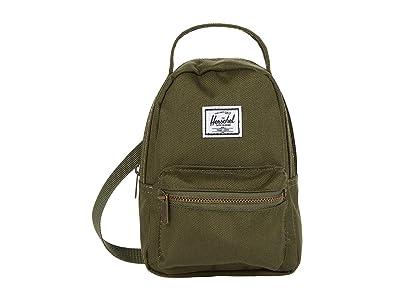 Herschel Supply Co. Nova Crossbody (Ivy Green) Handbags