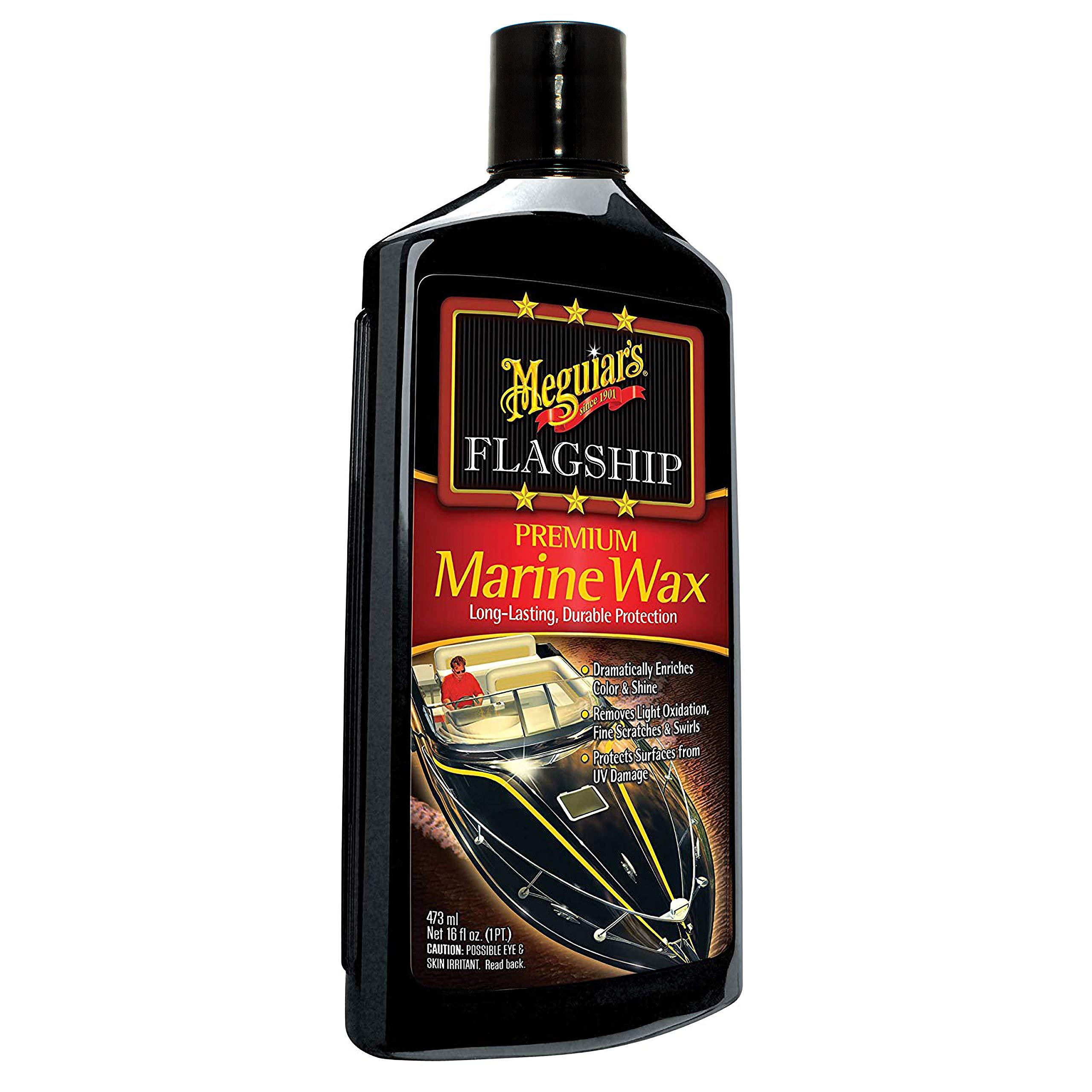 Meguiars M 6316 Marine Wax Fluid_Ounces