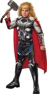 Rubie's Costume Avengers 2 Age of Ultron Child's Deluxe Thor Costume, Medium