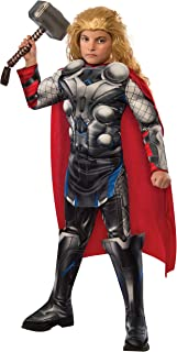 thor costume for girls