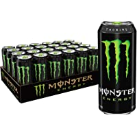 24-Pack Monster Energy Drink Original, 16 Ounce