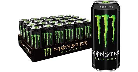24-Pack Monster Energy Original, 16 Ounce only $25.98