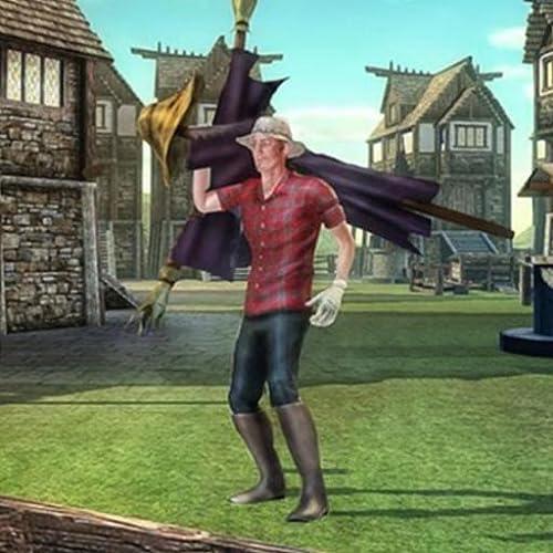 Aldeões Virtual Family Farm Simulator 3D: Real Aldeia Vida De Farmer Day Big Harvest Aventura Jogos Grátis Para Crianças 2018