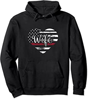 Best fire wife hoodie Reviews