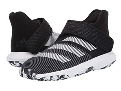 adidas Harden B/E 3 (Core Black/Footwear White/Grey Five) Men