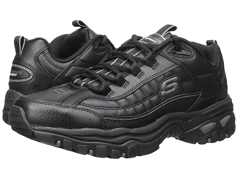 SKECHERS Energy Afterburn (Black) Men