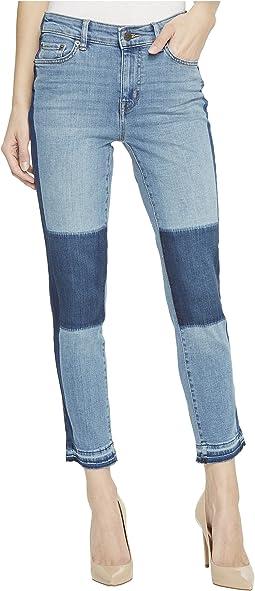 LAUREN Ralph Lauren - Premier Straight Crop Jeans