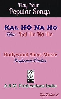 KAL HO NA HO sheet music