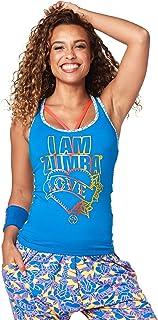 25474427fc Amazon.com: zumba workouts - Tops & Tees / Women: Clothing, Shoes ...