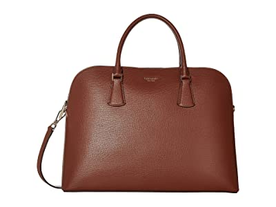 Kate Spade New York Sylvia Universal Laptop Bag (Cinnamon Spice) Computer Bags