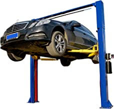 APlusLift HW-10KOH 10,000LB Two Post Overhead Auto Hoist Clear Floor Car Lift / 12 Months Parts Warranty