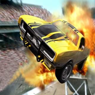 Car stunt tricks master, Impossible Tracks..!