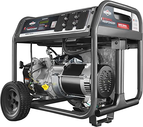 discount Briggs & Stratton 30592, 6250 Running sale Watts/8500 sale Starting Watts, Gas Powered Portable Generator , Grey outlet online sale