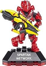 Mega Construx Halo Heroes Series 4 Spartan Wetwork Figure