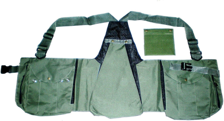 New Falconry Vest, Hunting, XXL & XXXL Size, Hawking, Codura Vest Bird Handling. ()