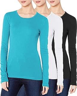Top DONNA BLUSA SHIRT shoulder maglietta CON RICAMO Pullover Tg 34//36//38