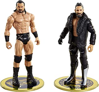 WWE Championship Showdown Seth Rollins vs Drew McIntire 2-pack
