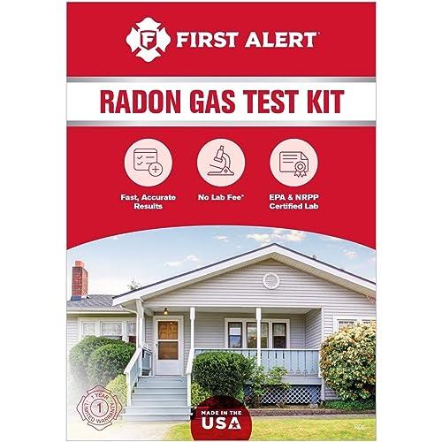 First Alert Radon Gas Test Kit,  RD1