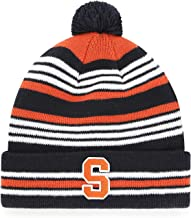 '47 Brand Yipes Youth Beanie Hat POM POM - NCAA Kids Cuffed Winter Toque College Knit Cap