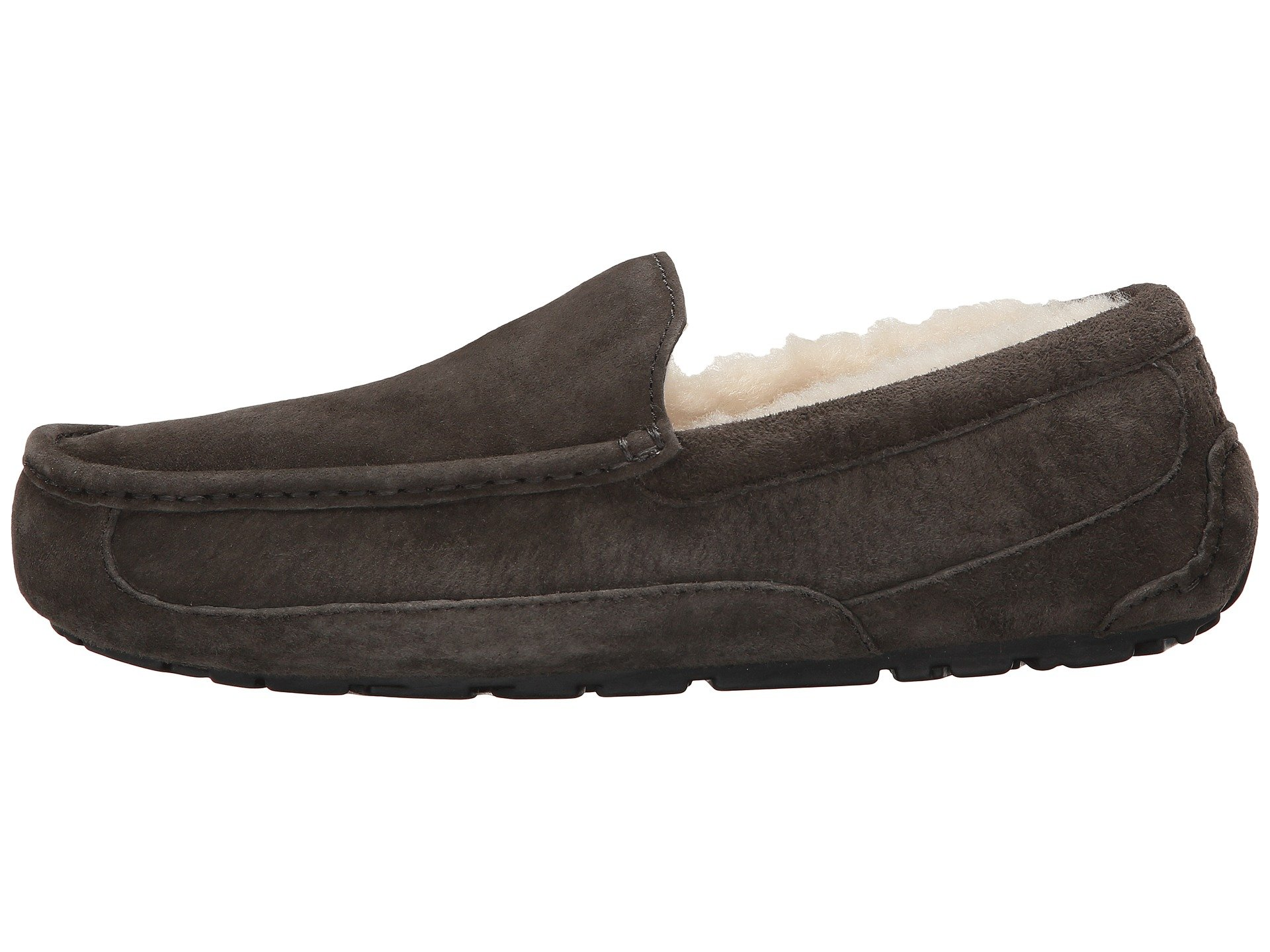 Wide Ugg Charcoal Wide Ascot Wide Charcoal Ascot Ugg Ascot Ugg OqwHn4d1