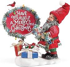 "Department 56 Possible Dreams Santas Accessories All Ready Figurine, 7"", Multicolor"