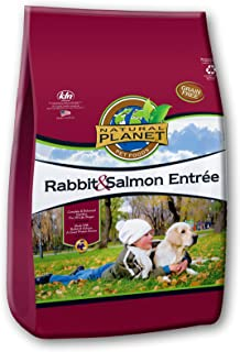Best natural planet rabbit and salmon Reviews