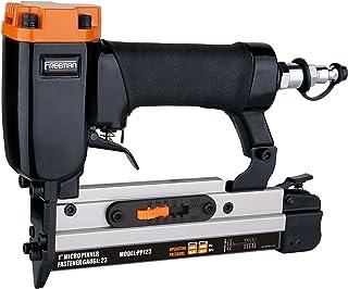 "Freeman PP123 Pneumatic 23-Gauge 1"" Micro Pinner Ergonomic and Lightweight Nail Gun.."