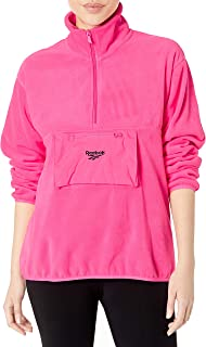 Reebok Half Zip Polar Fleece Top