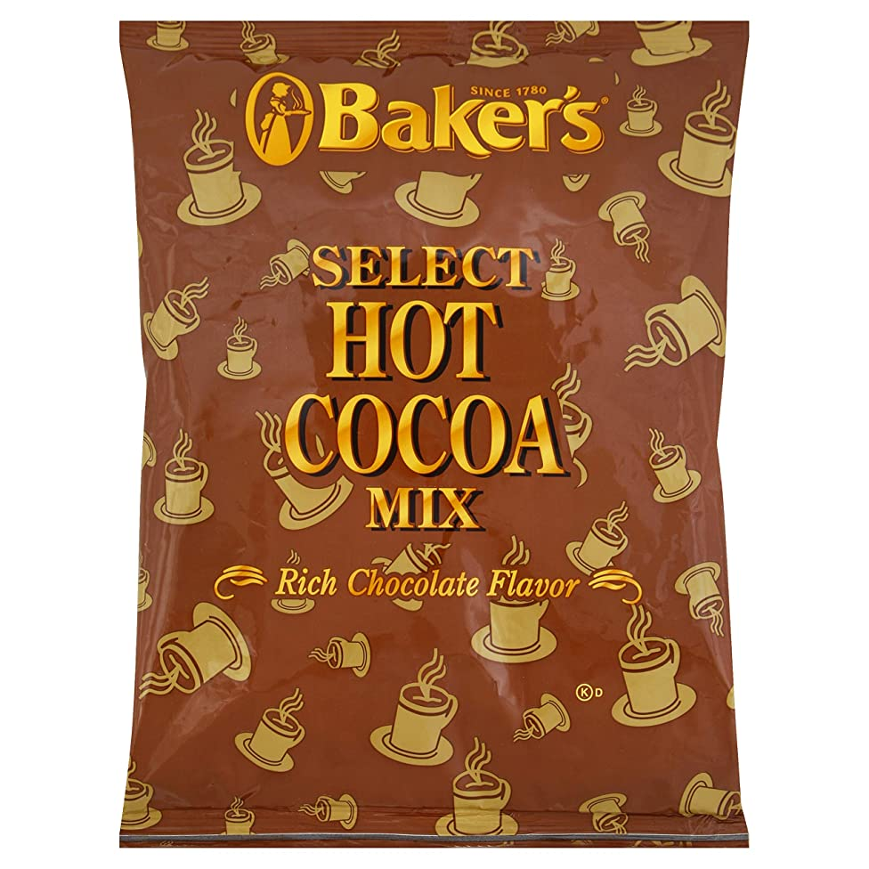 Baker's Select Hot Chocolate Mix (32 oz Bags, Pack of 12)
