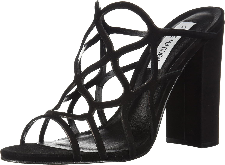 Steve Madden kvinnor billita billita billita Heeled Sandal  billigt i hög kvalitet