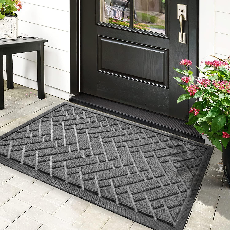 Indoor Outdoor Doormat,17