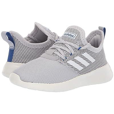 adidas Kids Lite Racer Reborn (Little Kid/Big Kid) (Grey Two/Footwear White/Collegiate Royal) Kid