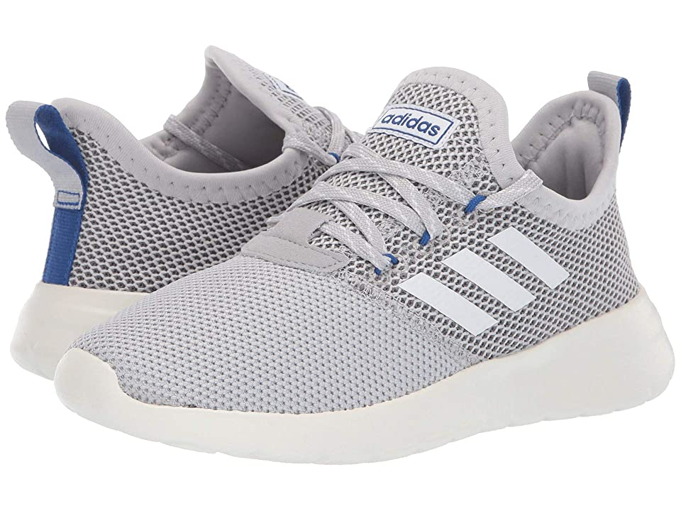 adidas Kids Lite Racer Reborn (Little Kid/Big Kid) (Grey Two/Footwear White/Collegiate Royal) Kid