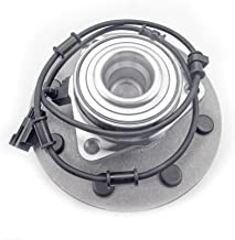 CRS NT515089 New Wheel Bearing Hub Assembly, Front Left (Driver)/ Right (Passenger) Side, for Dodge Ram 1500 2005/ Ram 2500 2003-2005/ Ram 3500 2003-2005, 2WD, w/ABS