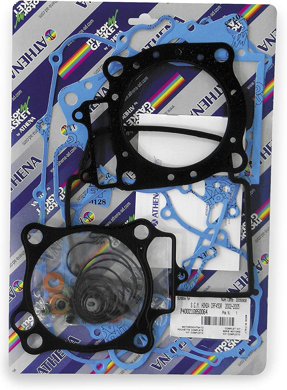 Athena Complete Gasket Kit for Limited time for free shipping Finally resale start 220 Bayou 250 85-02 Kawasaki