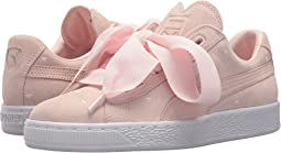Puma Kids - Suede Heart Valentine (Big Kid)