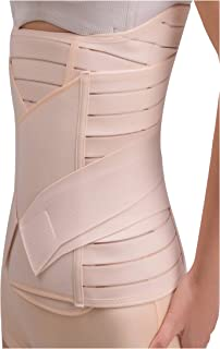 3 in 1 Postpartum Support Recovery Postnatal Shapewear Body Shaper Belly Band Girdle Corset Wrap - Belly/Waist/Pelvis Belt