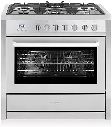 a579a6a0c1a Cosmo COS-F965NF Commercial-Style 36 in. 3.8 cu. ft. Single
