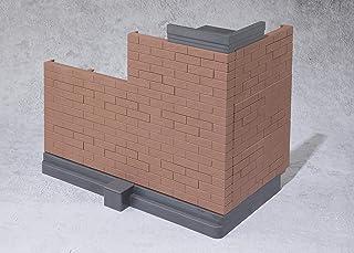 魂OPTION Brick Wall (Brown ver.) ノンスケール ABS製 完成品フィギュア