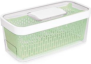 Oxo 11140100V2MLNYK Plastic Food Storage Container, White, 11140100V2MLNYK
