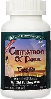 Cinnamon & Poria ECONOMY SIZE, 1000 ct, Plum Flower