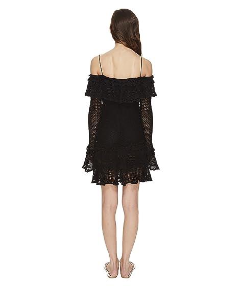 Ruffle Up Dress Jonathan Crochet Simkhai Cover fq010p