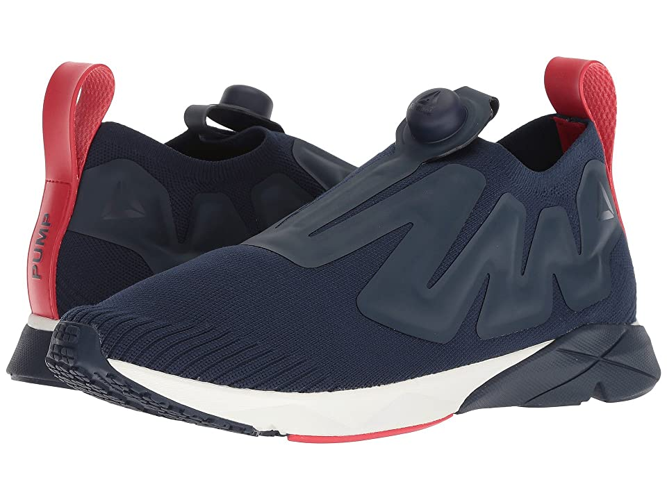 Reebok Pump Sumpreme (Collegiate Navy/Chalk/Primal Red/White) Athletic Shoes